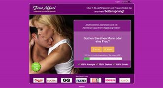 first affair erfahrung